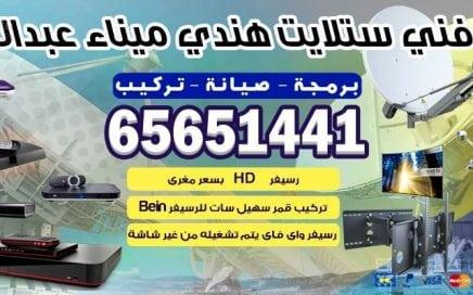 فني ستلايت ميناء عبد الله